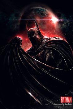 24 Batman espectaculares hechos por artistas - Taringa!