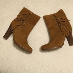 Coach booties Beautiful Coach Shoes Ankle Boots & Booties