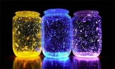 See How To Make These Cool DIY Nightlights For The Kids With Stuff You Already Have