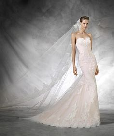Tasiel dress by Pronovias