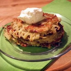 Amazing Potato Pancakes