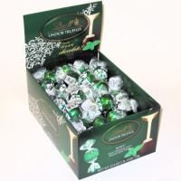 Lindor Truffles Mint - 60 ct.  My 2nd favorite candy of all time.  Price: $21.25