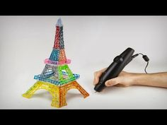 3Doodler 2.0 Launch Video - The World's First 3D Printing Pen, Reinvented (Official) - YouTube