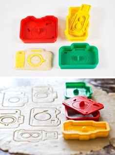 can I please get some camera cookies cutters?? so cute!! (lots of alliteration there...)