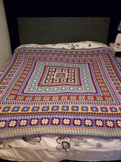 Wendy Blanket Pattern