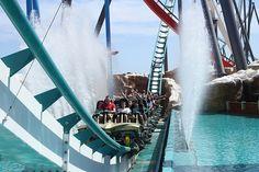 roller coaster, sunny, fun, summer #vitaphenolPinittowinitsummer