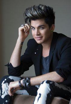 Adam Lambert, Man you got some serious style going on.