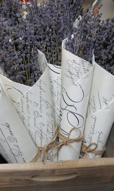 French Lavender Bunches from Provence..015 , Botanicals - Vintage Market And Design, Vintage Market And Design  - 2