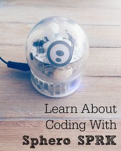 All about learning and teaching coding and robotics using Sphero. Great for school and library makerspaces.