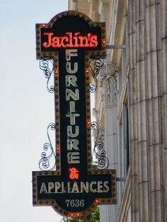 Jaclin's Furniture...Cleveland, Ohio