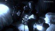 Alan Merrill Band at the Bowery Electric NYC. Alan Merrill, Mark Brotter Amy Madden. Photo by Emma Z.- Nov. 18, 2014 #alanmerrill