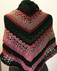 Aranuir Pattern By Jasmin Räsänen Pinterest Shawl Crochet