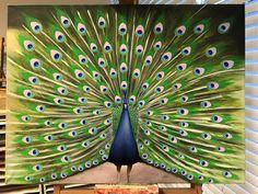Olieverf voorjaar 2019 Bird, Animals, Animales, Animaux, Birds, Animal, Animais, Dieren