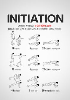 Initiation Workout