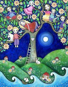 101 best lindy longhurst images on pinterest whimsical art art