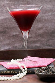 The Darjeeling Darling:  Ingredients  1/2 cup steepedDali Darjeelingtea  1/2 cup organic sugar  2 organic blood oranges  3 large organic strawberries  1/3 cup black cherry concentrate  2 ounces vodka