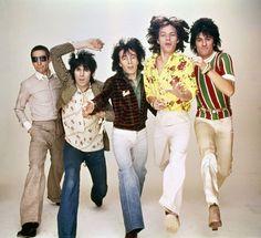 Les costumes des Rolling Stones