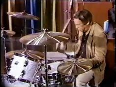 Buddy Rich rare Wind Machine on Johnny Carson Tonight Show 1979 with sol. Wind Machine, Ludwig Drums, Drum Solo, Johnny Carson, How To Play Drums, Double Bass, Music School, Guitar Building, Tonight Show