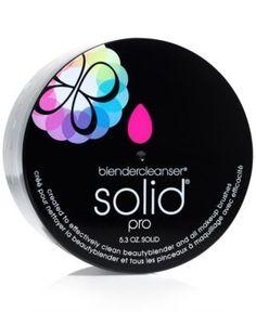beautyblender Blendercleanser Solid Pro - Black