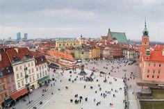 Warsaw via LateRooms.com