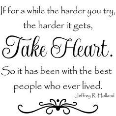 Elder Jeffrey R. Holland quote