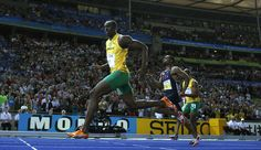"15 Usain Bolt Facts That Will Make You Say ""DAMN"" ... ~♥~ ... Spoiler: He's really, really, fast.                  	Usain Bolt is fast, but he is actually slower than most other sprinters at the start.  In the 2016 Rio Olympic 100 meter final on Sunday his reaction time was 0.155, making it the second slowest in a field of eight. Michael Kappeler / AFP / G... ..  - #Sport ... ~♥~ SEE More :└▶ └▶ http://www.pouted.com/trends/popular-trends/sport/15-usain-bolt-fac"