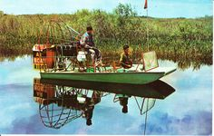 Jimmy Tiger Airboat Rides, Miccosukee Reservation along the Tamiami Trail. Earlier I said Buffalo Tiger, but they both had airboat rides and they were the same family anyway. Another book I have identifies them as Eugene Tiger and Bobby Tigertail.