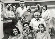#HumLog was Indian television's first soap opera and also the first serial drama series on the Indian subcontinent. It began telecast on Doordarshan, India's national network on 7 July 1984, then the only television channel of India. It is the story of an Indian middle-class family of the 1980s and their daily struggles and aspirations.  It was created on the lines of a Mexican television series, Ven Conmigo (1975), using the education-entertainment methodology. #HumLog