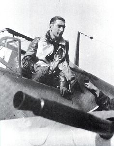 Luftwaffe Ace Werner Molders was the first pilot with 100 aerial victories in aviation history.