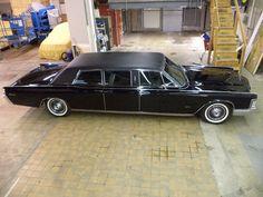 1969 Lincoln Limousine by Peterson-Lehmann