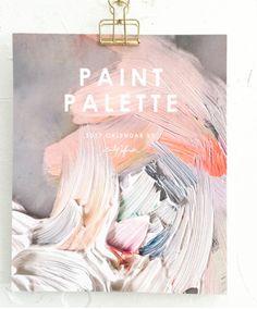 Palette of Emily Jeffords