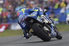 """MotoGP- Davide Brivio: """"Temos de melhorar a tração da GSX-RR"""""""