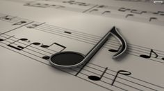 Music Notes Photography Picture Wallpaper Hd Desktop #9483903 Wallpaper