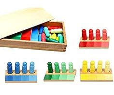 Baby Toy Gift Starmall Montessori Color Resemblance Sorting Task for sale online Montessori Color, Montessori Classroom, Montessori Materials, Montessori Toys, Toddler Gifts, Toddler Toys, Baby Toys, Educational Toys For Toddlers, Learning Toys