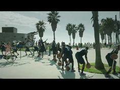 JORDAN CP3.VI: Cut Through L.A.   Stop motion ambient commercial