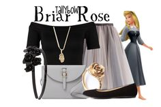"""""""Briar Rose"""" by tallybow ❤ liked on Polyvore featuring Chicwish, Miss Selfridge, Meli Melo, LeiVanKash, Charlotte Russe, L. Erickson, Sydney Evan, women's clothing, women's fashion and women"""