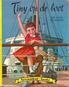 Tiny op de boot (illustrated by Marcel Marlier)