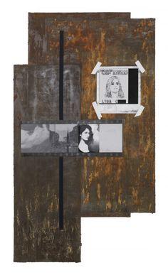 Astrid Klein - Untitled (Lydia C Reward) - (2012)