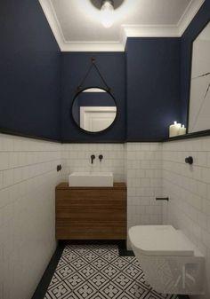 Modern bathroom design 532058143479112678 - 46 stunning small bathroom makeover ideas 7 , Source by gcarasco Diy Bathroom Decor, Bathroom Layout, Bathroom Interior Design, Bathroom Ideas, Bathroom Organization, Small Bathroom Inspiration, Rental Bathroom, Budget Bathroom, Kitchen Inspiration