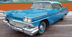 1958 Oldsmobile Eighty-Eight - Only 16,916 original miles.