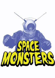 """New Limited Edition """"Space Monsters"""" T-Shirt Designs!"""
