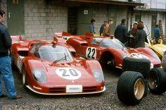 Spa Francorchamps 1970/ Ferrari 512 S