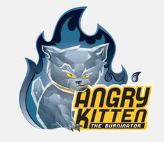 Angry Kitten may not be a name you think of when you hear about big weapons systems, but that is exactly the moniker given to Georgia Tech Research Institute's progressive approach to electronic warfare. When GTRI approached Inward Solutions, they were looking for an innovative visual identity to go along with the unusual name. Inward's graphic design team had some fun with the idea of doing spin-offs on angry kitten families, with each cat containing different elements of the technology.