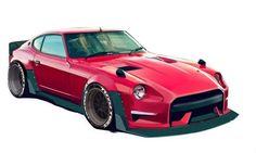 Concept 240Z
