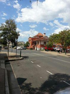 View down Richmond St