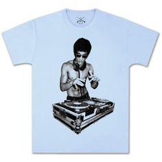 Bruce Lee DJ T-shirt