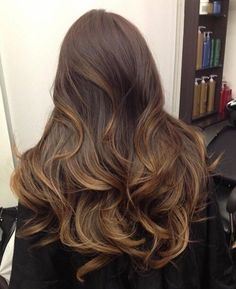 Trendy Hair Color Tips Ombre Guy Tang Chocolate Ombre Hair, Brown Ombre Hair, Ombre Hair Color, Lob Ombre, Guy Tang Hair, Brunette Hair, Hair Highlights, Balayage Hair, Short Balayage
