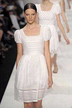 I'm gonna buy, and WEAR, a Chloe dress.