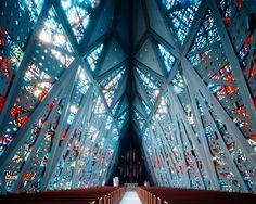 Al interior de extáticas catedrales modernas (FOTOS) « Pijamasurf - Noticias e Información alternativa
