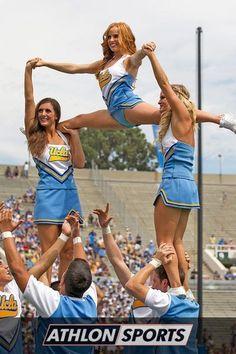 Football cheerleader usc